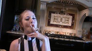 Smoking Vanessa Vlog #3 – Foiled! (part 2). Smoking Fetish | Smoking Vanessa