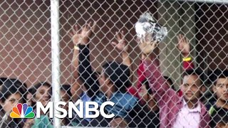 America's Sprawling Detention System For Migrants | All In | MSNBC