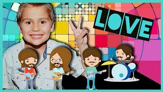 Video Kid Reviews The Beatles LOVE by Cirque du Soleil download MP3, 3GP, MP4, WEBM, AVI, FLV Juli 2018