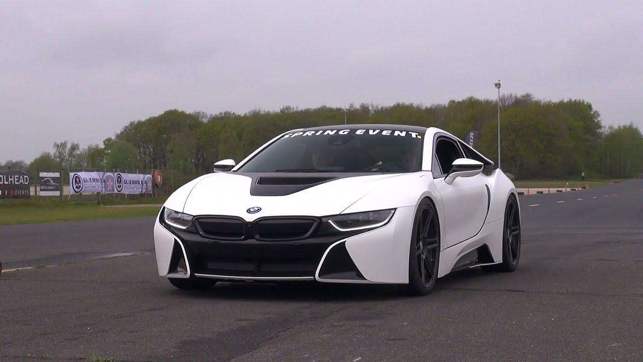 bmw i8 coupe 2021