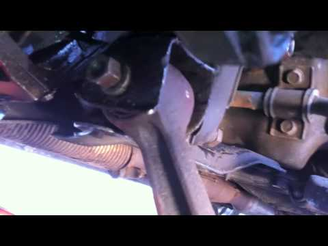 99 Chrysler Sebring How to Repair Axle, Tie Rods, Control Arm