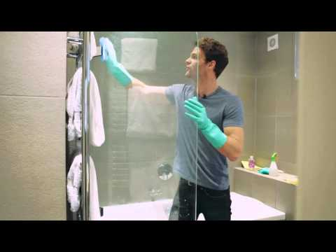 Cleanspiration: How to clean your shower screen