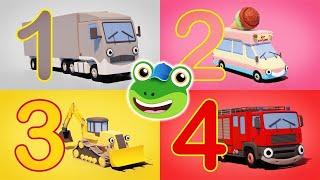 Gecko's Garage Greatest Hits! | NEW Gecko's Songs | Truck Songs For Kids|Music For Children