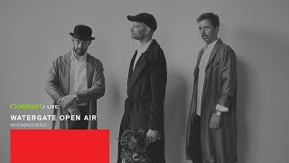 WhoMadeWho - Watergate Open Air 2019 - Beatport Live