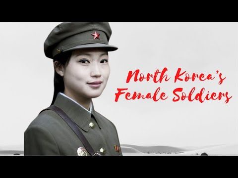 Shocking Sexual Abuse Of North Korean Female Soldiers