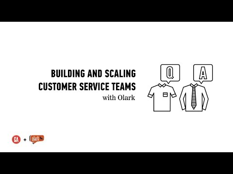 Building and Scaling Customer Service Teams