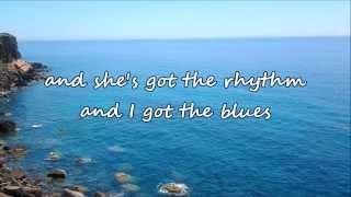 Video Alan Jackson - She's Got The Rhythm (And I Got The Blues)[with lyrics] download MP3, 3GP, MP4, WEBM, AVI, FLV September 2017