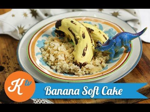 Bolu Pisang Banana Cake