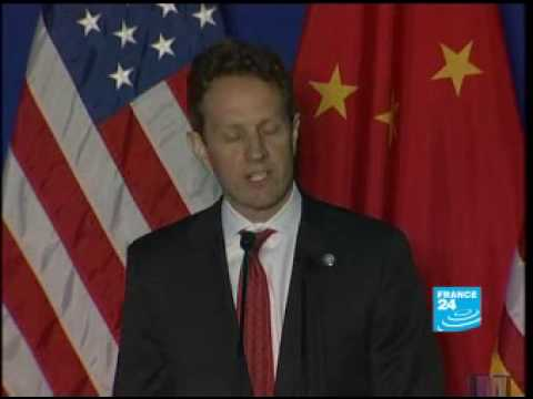 "Geithner reassures China its huge dollar holding are ""very safe"" - 01 ..."