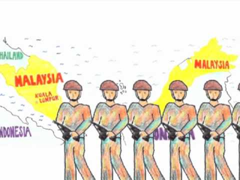 how malaysia got its independance