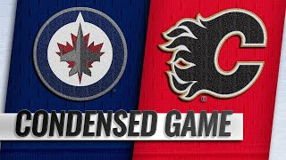09/24/18 Condensed Game: Jets at Flames