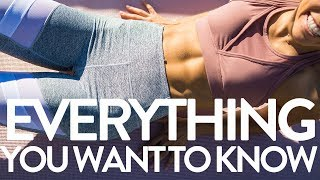 SECRETS REVEALED | Everything You Want To Know | SWEAT IT TO SHRED IT