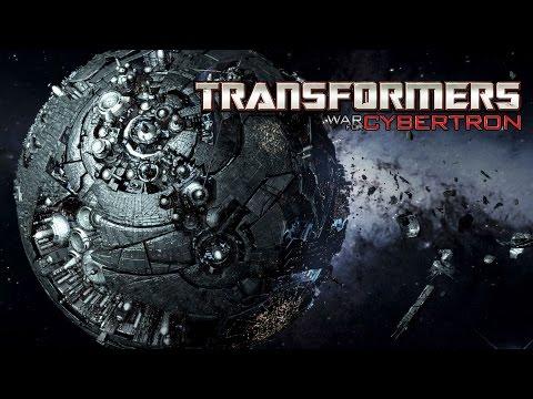 Transformers War for Cybertron Película Completa Español 1080p 60fps Game Movie 2010