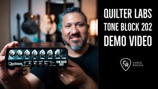 Quilter Labs Tone block 202 Demo Video
