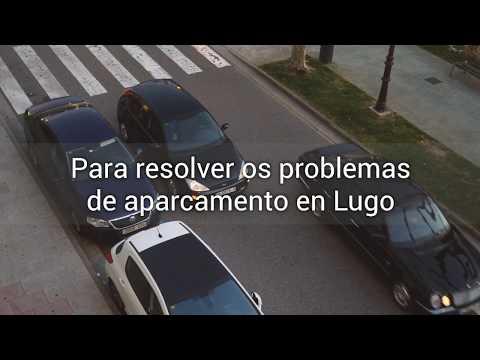 As propostas do PP de Lugo para mellorar o estacionamento