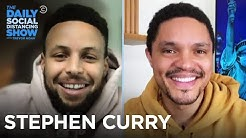 Stephen Curry - Helping Kids in Need & Homeschooling His Family | The Daily Social Distancing Show