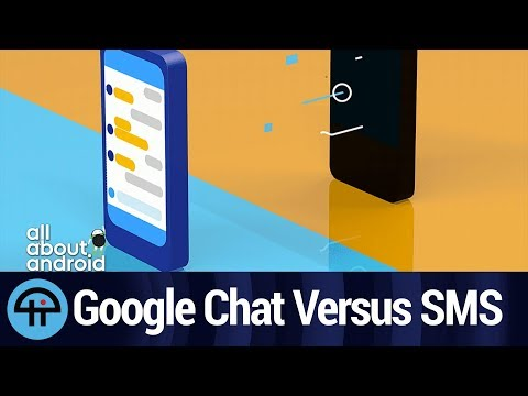 Google Chat Versus SMS
