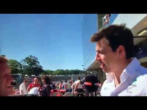 F1 2017 Brazilian GP Toto Wolff post race reaction