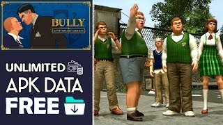 Gambar cover Download Bully Anniversary Edition Apk Mod OBB For Android 2018