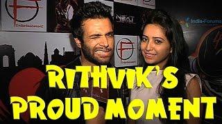 Ritwik Dhanjani proud of Asha Negi