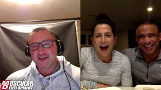 The Ronline Report Episode 67 - Jose & Michela Raymond thumbnail