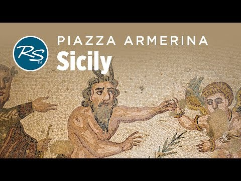 Piazza Armerina, Sicily: Villa Romana Del Casale - Rick Steves' Europe Travel Guide - Travel Bite