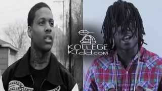Chief Keef Taunts Lil