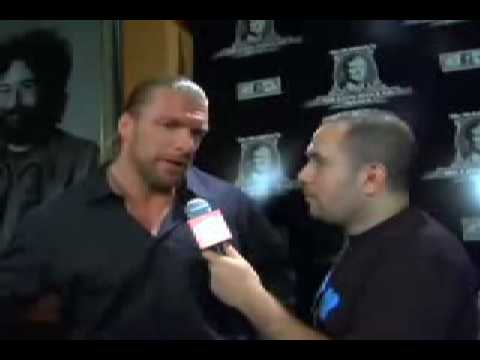 Triple H Interview On Scott Steiner