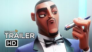 SPIES IN DISGUISE Official Trailer #2 (2019) Will Smith, Tom Holland Movie HD