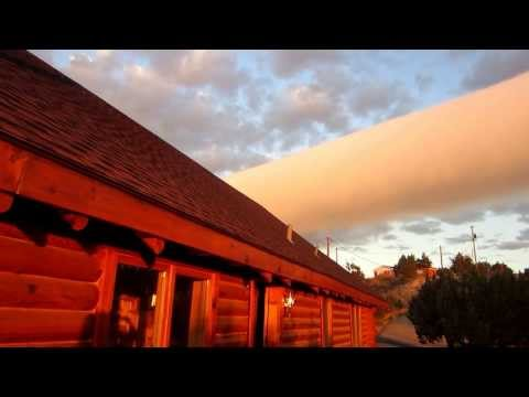 """Viral Video: Why Are """"Roll Clouds"""" So Rare?"""