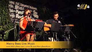 Merry Bees Live Music - Vivienne performs Sometimes Love Just Ain't Enough (Patti Smith cover)