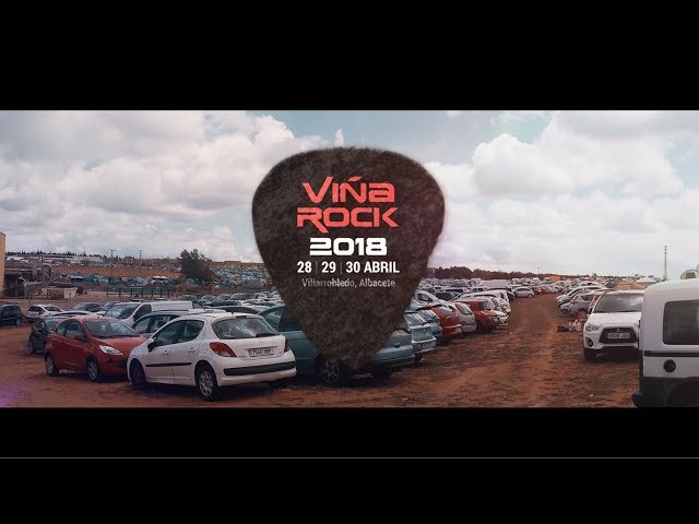 ViñaRock 2018: La experiencia