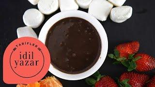 Çikolata Fondü Nasıl Yapılır? - İdil Yazar - Yemek Tarifleri