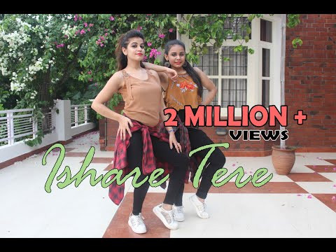Ishare Tere (Dance Cover) Mansi Arora | Guru Randhawa | Free Style | Easy Step