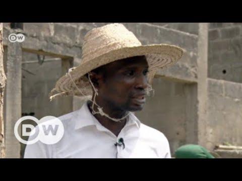 Sipasi Olalekan Ayodele: Mobilizing citizens through gardening | DW English