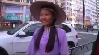 Khi em gái Việt Nam đóng JAV