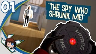 THE SPY WHO SHRUNK ME #1 : Tuer un homme avec une mine airbag