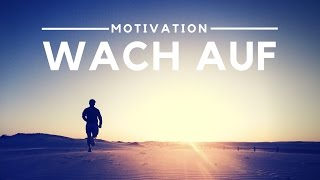 "🗽Motivation ""WACH AUF"""