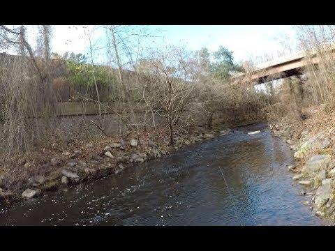 Urban PA Trout Fishing November 2018