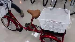 Електровелосипед VITAL RAYS JT 001