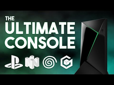 The Ultimate Retro Gaming Console In 2019 | NVIDIA Shield TV