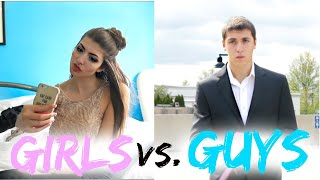 Prom Guys Vs. Girls!