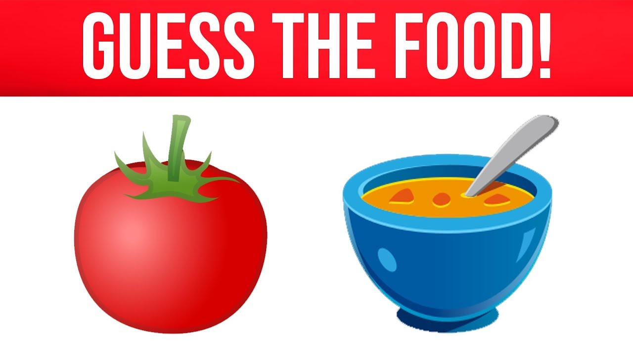 Download Can You Guess The Food By The Emoji?   Guess The Emoji Challenge   Emoji Puzzle