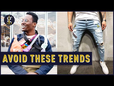 10 Worst Men's Fashion Trends of the Past 10 Years (2010-2019)