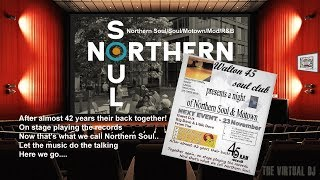 Northern Soul Virtual DJ 155 Walton 45 Soul Club