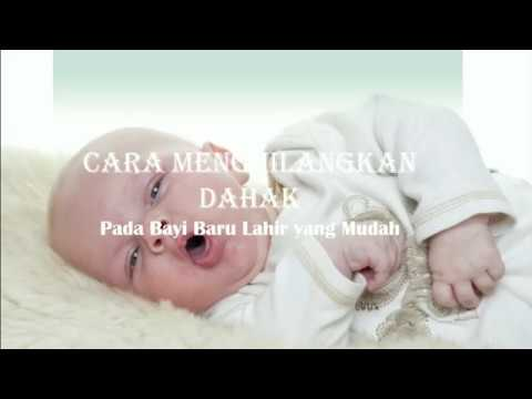cara-menghilangkan-dahak-pada-bayi-baru-lahir-yang-paling-mudah