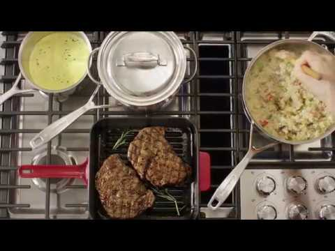 New Gas Downdraft Cooktops | KitchenAid