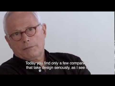 dieter rams jony ive on industrial design youtube. Black Bedroom Furniture Sets. Home Design Ideas