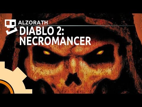 Diablo 2 : Lord of Destruction [13]: Drinking Problem [ Necromancer | Let's Play | Gameplay ]