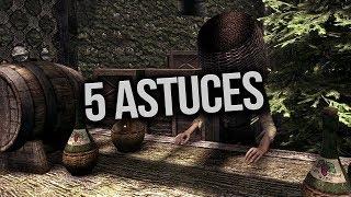 Skyrim : 5 Célébres Astuces